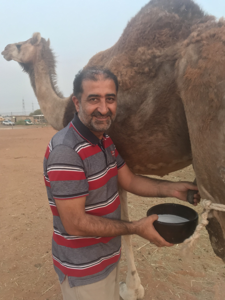 1st June is celebrated as world milk day. We tried to have an entry in the world milk day as the camel milk. I wrote an email to the camel stakeholders, inviting them to come with suggestions to highlight camel milk at this occasions. Here the emails and some important responses are shared.
